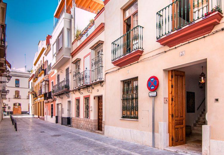 Edificación. Grupo Zinc. Apartamentos Calle Galera. Sevilla