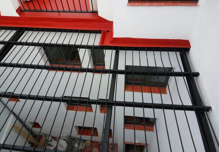 Edificación Grupo ZEdificación Grupo Zinc. Acondicionamiento Apartamentos Turísticos calle O´Donell / San Eloy, Sevillainc. Rehabilitación edificio O´Donell, Sevilla