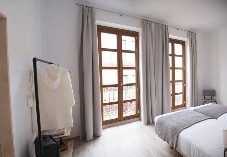 Edificación Grupo Zinc. Acondicionamiento Apartamentos Turísticos calle O´Donell / San Eloy, Sevilla