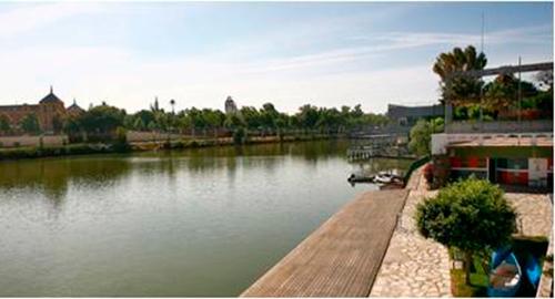 Edificación Sector Terciaro Sevilla y Madrid. Grupo Zinc. Club Labradores