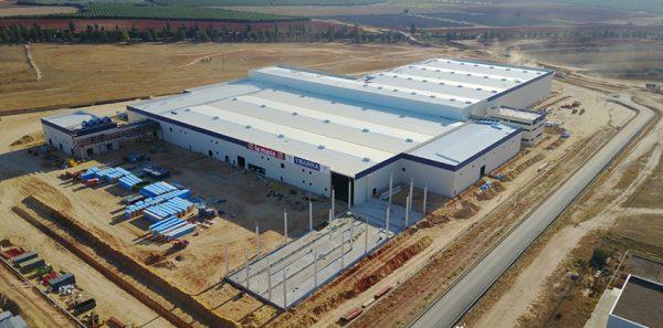 Inaugurada nueva fábrica Ybarra. Grupo Zinc