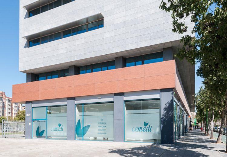 Obra Hospitalaria. Grupo Zinc. Clínica Cemedi. Sevilla
