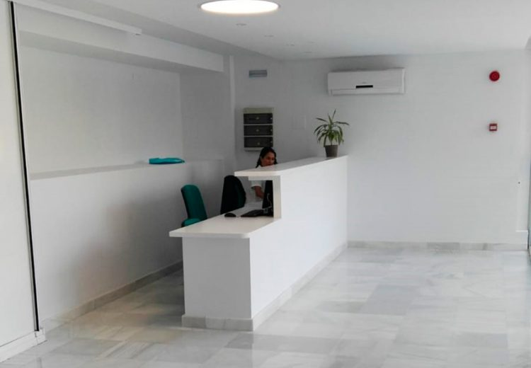 Obra Hospitalaria. Grupo Zinc. Hospital Fátima. Sevilla