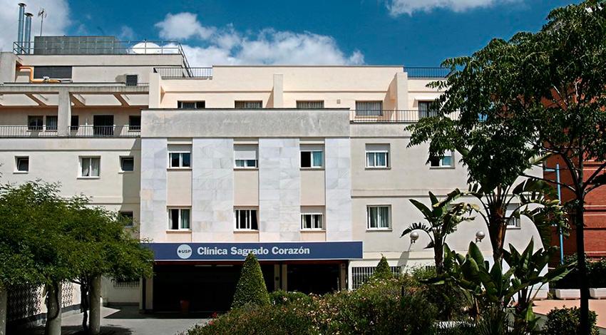 Obra Hospitalaria Sevilla y Madrid. Grupo Zinc. Clinica Sagrado Corazon.