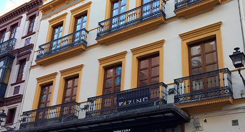 Promoción Inmobiliaria Sevilla