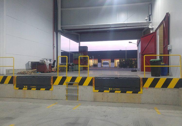 Obra Industrial Sevilla y Madrid. Grupo Zinc. Catunambú
