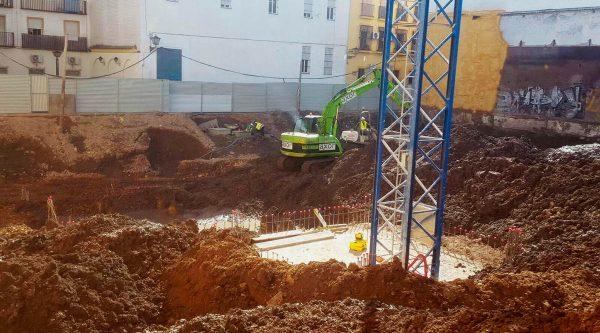 Construcción en Sevilla